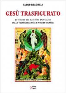 Copertina di 'Gesù trasfigurato'