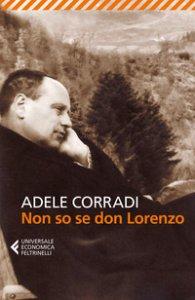 Copertina di 'Non so se don Lorenzo'
