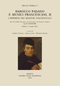 Copertina di 'Barocco padano e musici francescani, II'