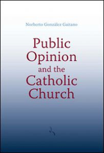 Copertina di 'Public Opinion and the Catholic Church.'