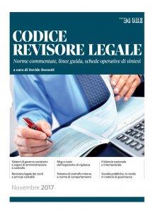 Copertina di 'CODICE REVISORE LEGALE'