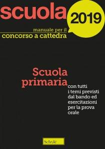 Copertina di 'Manuale per il concorso a cattedra - Scuola primaria'