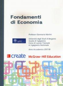 Copertina di 'Fondamenti di economia. Con connect'