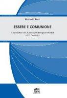Essere e comunione - Ferri Riccardo