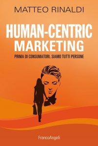 Copertina di 'Human Centric Marketing'