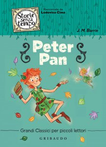 Copertina di 'Peter Pan'