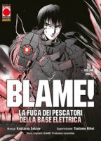 Blame! La fuga dei pescatori della base elettrica - Sekine Koutarou, Nihei Tsutomu