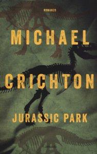 Copertina di 'Jurassic park'