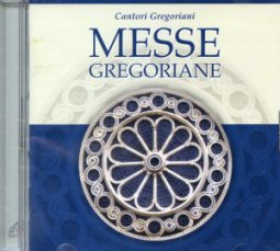 Copertina di 'Messe gregoriane'