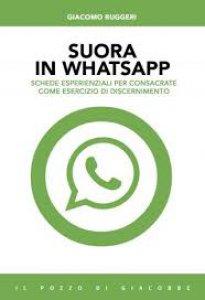 Copertina di 'Suora in whatsapp'