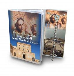 Copertina di 'Libretto con Rosario Madonna di Santa Maria di Leuca - Italiano'