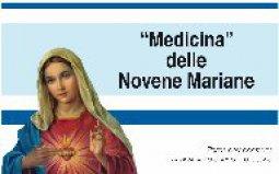 """Copertina di '""""Medicina"""" delle Novene Mariane'"""
