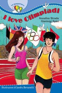 Copertina di 'I love Olimpiadi'