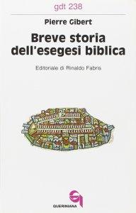 Copertina di 'Breve storia dell'esegesi biblica (gdt 238)'