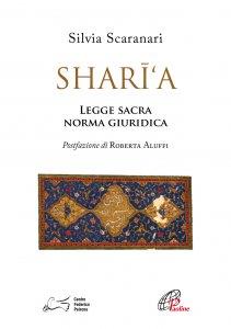 Copertina di 'Shari'a. Legge sacra, norma giuridica'