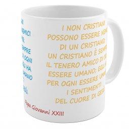 """Copertina di 'SpiriTazza """"I non cristiani..."""" (Papa Giovanni XXIII)'"""