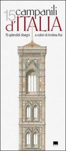 Copertina di '15 campanili d'Italia'