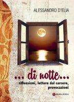 ... di notte.... riflessioni, lettere dal carcere, provocazioni - Alessandro D'Elia