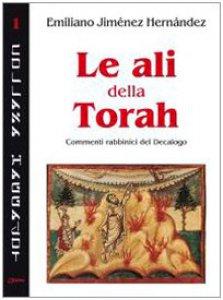 Copertina di 'Le ali della Torah'