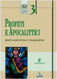Copertina di 'Profeti e Apocalittici'