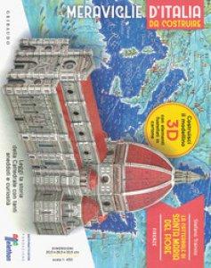 Copertina di 'La cattedrale di Santa Maria del Fiore. Meraviglie d'Italia da costruire (distribuito solo in edicola). Ediz. illustrata. Con gadget'