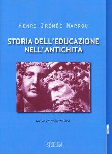 Copertina di 'Storia dell'educazione nell'antichità'