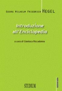 Copertina di 'Introduzione all'«Enciclopedia». Testo tedesco a fronte. Ediz. bilingue'