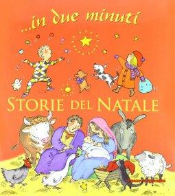 Copertina di 'Storie del Natale... in due minuti'