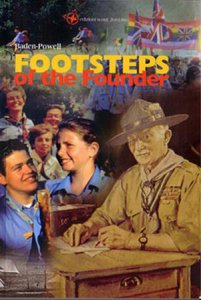 Copertina di 'Footsteps of the founder'