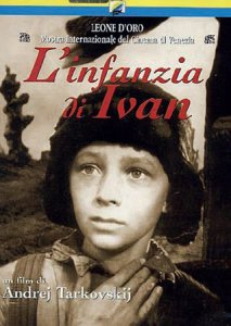 Copertina di 'L'infanzia di Ivan'