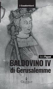 Copertina di 'Baldovino IV di Gerusalemme'
