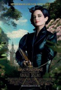 Copertina di 'Miss Peregrine'