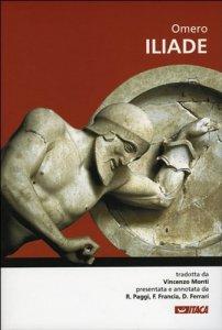 Copertina di 'Iliade'