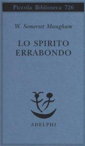 Copertina di 'Lo spirito errabondo'