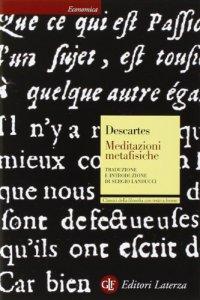 Copertina di 'Meditazioni metafisiche. Testo latino a fronte'