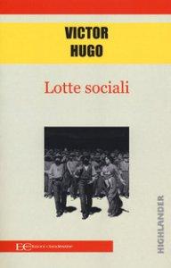 Copertina di 'Lotte sociali'