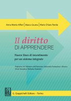Il diritto di apprendere - Marco Grumo, Anna Monia Alfieri, Maria Chiara Parola