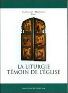 Copertina di 'La liturgie témoin de l'église'