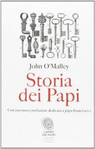 Copertina di 'Storia dei papi'