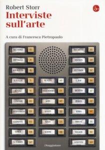 Copertina di 'Interviste sull'arte'