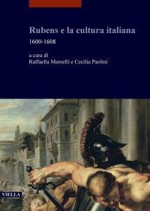 Copertina di 'Rubens e la cultura italiana'