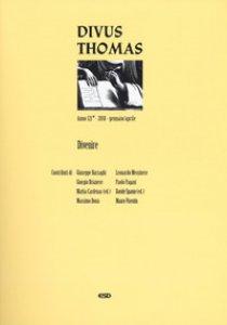 Copertina di 'Divus Thomas (2018)'