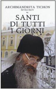 Copertina di 'Santi di tutti i giorni.'