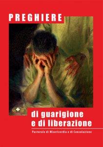 Copertina di 'Preghiere di guarigione e di liberazione'