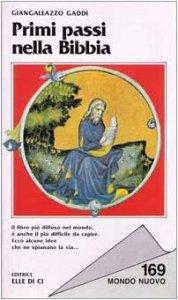 Copertina di 'Primi passi nella Bibbia'