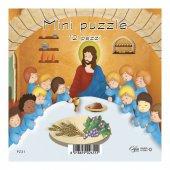 """Immagine di 'Mini puzzle """"Ultima Cena"""" per bambini - 12 pezzi'"""