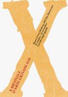 X Biennale d'Arte Giovani. Museo d'Arte Moderna dell'Alto Mantovano