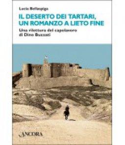 Copertina di 'Il deserto dei tartari, romanzo a lieto fine'