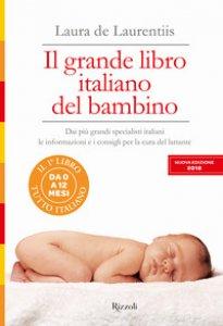 Copertina di 'Il grande libro italiano del bambino'