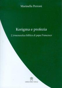 Copertina di 'Kerigma e profezia'